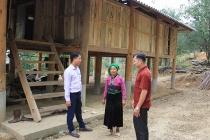 """Huyện Bắc Yên (Sơn La) chăm lo """"nơi ăn chốn ở"""" cho người nghèo"""