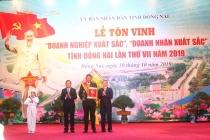 Đồng Nai vinh danh Nestlé Việt Nam là doanh nghiệp xuất sắc, có nhiều hoạt động xã hội từ thiện