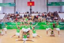 Hội thi thể dục buổi sáng, thể dục giữa giờ và võ cổ truyền 2019 của học sinh tiểu học tỉnh Phú Yên