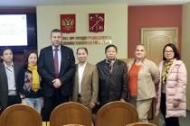Đoàn công tác của Bộ Lao động – Thương binh và Xã hội thăm và làm việc với Ủy ban Lao động – Việc làm thành phố Saint Petersburg (Liên bang Nga)