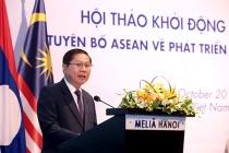 Hướng tới xây dựng Tuyên bố ASEAN về Phát triển Công tác xã hội