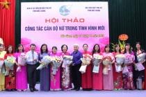 Bắc Giang: nâng cao chất lượng công tác phụ nữ trong tình hình mới