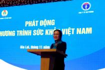 Công đoàn Y tế Việt Nam tập huấn các hoạt động chăm sóc sức khỏe người lao động ngành Y