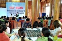 Kon Tum: Chú trọng tạo việc làm cho đồng bào vùng dân tộc