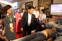 Nhiều hoạt động sôi nổi bên lề Diễn đàn 'Nâng tầm kỹ năng lao động Việt Nam'