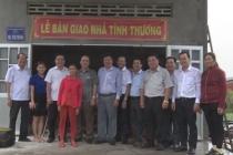 Huyện Ba Tri chung tay vì người nghèo