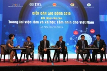 Future of work is the choice of Vietnam