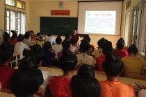 Điện Biên nỗ lực hỗ trợ nạn nhân bị mua bán trở về