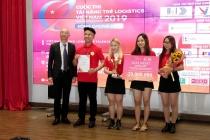 Học viện Ngân hàng  đoạt danh hiệu Quán quân Cuộc thi Tài năng trẻ Logistics Việt Nam 2019