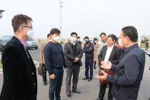 Bộ Lao động – TBXH kiểm tra công tác phòng, chống dịch bệnh nCoV cho người lao động tại Hà Nam