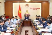 Bộ trưởng Đào Ngọc Dung: Dừng ngay việc đưa lao động đi làm việc tại các khu vực có dịch Covid-19