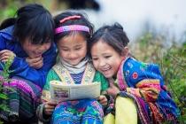Việt Nam nằm trong ba nước đứng đầu khu vực Nam Á và Đông Nam Á về vị thế của trẻ em gái