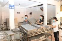 Trường Đại học Lao động - Xã hội - Cơ sở Sơn Tây sẵn sàng cho công tác cách ly tập trung phòng, chống dịch bệnh Covid-19