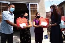 Bạc Liêu hỗ trợ cho hơn 2.330 người phải nghỉ bán vé số kiến để phòng chống dịch bệnh covid - 19