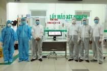 Giải pháp truy tìm dấu vết người nghi nhiễm Covid-19 trong bệnh viện