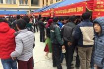 Hiệu quả công tác giải quyết việc làm ở Hà Giang