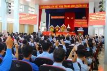Trường Đại học Sư phạm kỹ thuật Vĩnh Long: Đại hội Đảng viên lần thứ XVII nhiệm kỳ 2020 – 2025 thành công tốt đẹp