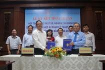 Ký kết thỏa thuận hợp tác giữa Trường Đại học Sư phạm Kỹ thuật Vĩnh Long và Trường Cao đẳng nghề Long An