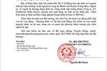 Bộ Lao động – TBXH yêu cầu khẩn trương xác minh vụ sập công trình ở Đồng Nai