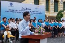 TPHCM: Lễ ra quân hưởng ứng Tháng vận động triển khai BHXH toàn dân và Tuyên truyền, vận động người dân tham gia BHXH tự nguyện