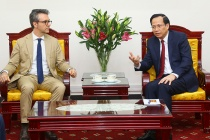 Minister Dao Ngoc Dung receives Ambassador - Head of EU Delegation