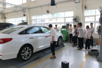 Hà Nội: Hướng nghiệp cho học sinh ngay tại cơ sở đào tạo nghề