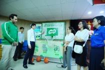 Công ty Nestlé Việt Nam và Trung ương Đoàn ký thỏa thuận hợp tác xây dựng sân chơi từ vật liệu tái chế và hỗ trợ học sinh, sinh viên