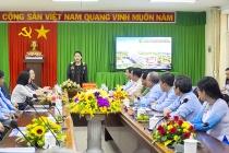 Chủ tịch Quốc hội Nguyễn Thị Kim Ngân thăm và làm việc với Trường Đại học Sư phạm Kỹ thuật Vĩnh Long