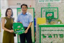 Nestlé Việt Nam và La Vie tiếp tục hành động vì một tương lai không rác thải