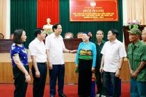Bộ trưởng Đào Ngọc Dung: Không để cán bộ lọt vào hộ nghèo, hộ cận nghèo