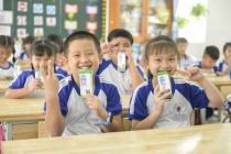 Sữa học đường TP.HCM: Chương trình nhân văn đem lại nhiều niềm vui cho con trẻ