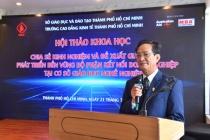 TPHCM: Hơn 200 đại biểu dự Hội thảo khoa học về giải pháp kết nối doanh nghiệp