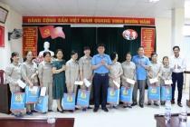 Hà Giang tuyên truyền an toàn vệ sinh lao động gắn với phòng chống dịch bệnh Covid-19