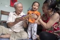Mái ấm cho trẻ em có hoàn cảnh đặc biệt ở Quảng Ninh