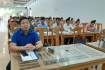 Đẩy mạnh tuyên truyền, phổ biến pháp luật về bình đẳng giới ở Quỳnh Nhai