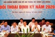 Đối thoại chính sách, pháp luật về An toàn, vệ sinh lao động