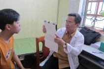 Yên Bái tăng cường cung cấp dịch vụ công tác xã hội cho người khuyết tật