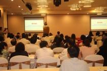 Thứ trưởng Nguyễn Thị Hà: Cần quan tâm, đào tạo đội ngũ cán bộ làm công tác trẻ em