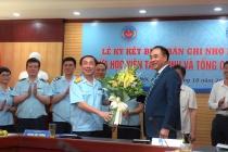 Tăng cường hợp tác đào tạo giữa Tổng cục Hải quan và Học viện Tài chính