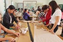 Một số kết quả đào tạo nghề cho lao động nông thôn ở Ý Yên
