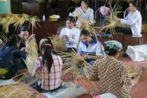 Xây dựng các mô hình sau đào tạo, nâng cao hiệu quả dạy nghề cho phụ nữ nông thôn