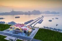 """WTA vinh danh cảng tàu khách quốc tế Hạ Long là """"Cảng tàu khách hàng đầu Châu Á"""" 2020"""