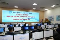 BHXH Việt Nam lần thứ 3 liên tiếp đứng đầu các cơ quan thuộc Chính phủ về ứng dụng CNTT