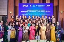 Phụ nữ Việt Nam ngày càng có vị trí ra quyết định trong doanh nghiệp