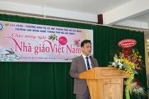 Trường CĐN TPHCM: Kỷ niệm Ngày Nhà giáo Việt Nam 20/11 và phát bằng tốt nghiệp cho sinh viên