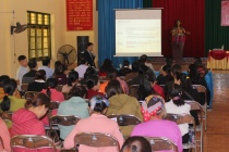 Bảo hiểm xã hội tỉnh Thái Nguyên: Đưa chính sách tới hội viên phụ nữ