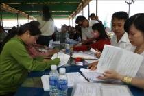Kiên Giang: 6 tháng đầu năm 2020 có 9.133 người nộp hồ sơ đề nghị hưởng trợ cấp thất nghiệp