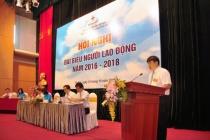 Liên đoàn lao động Hà Nội: Phát huy qui chế dân chủ, xây dựng quan hệ lao động hài hòa, ổn định trong doanh nghiệp