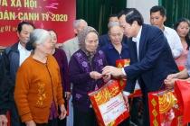 Đề xuất mức quà cho đối tượng có công với cách mạng nhân dịp Tết Nguyên đán Tân Sửu