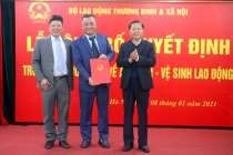 Công bố quyết định thành lập Trung tâm quốc gia An toàn, vệ sinh lao động